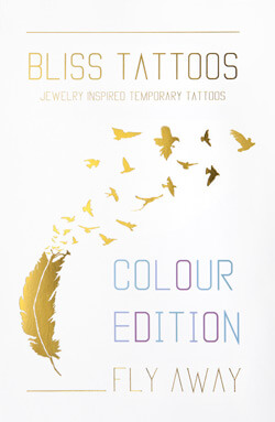 Coffret Fly Away Couleur - packaging
